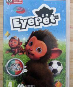 Videojogo Usado PSP EyePet