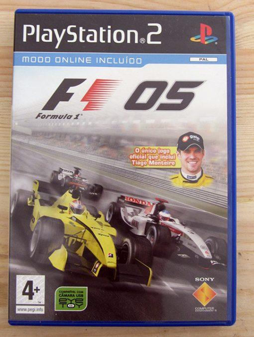 Videojogo Usado PS2 Formula 1 '05