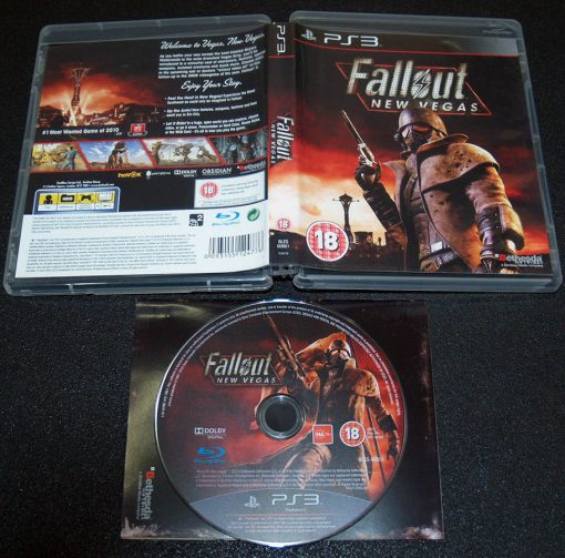 Fallout New Vegas PS3