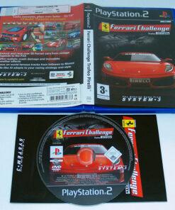 Ferrari Challenge PS2