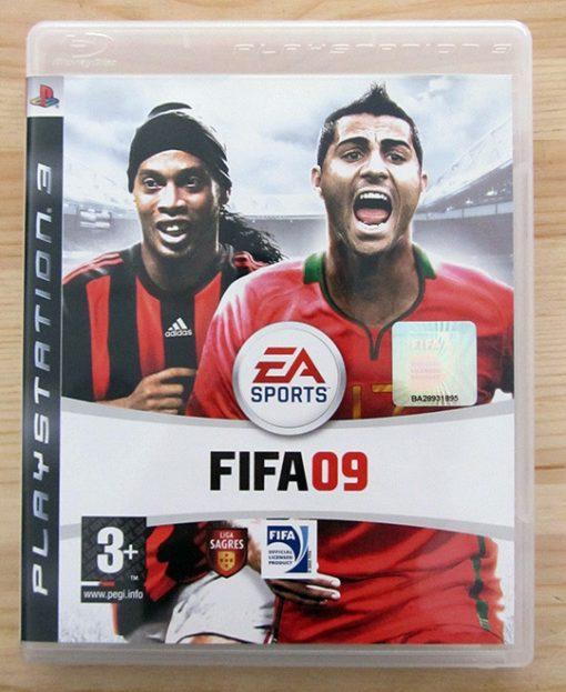 Videojogo Usado PS3 Fifa 09
