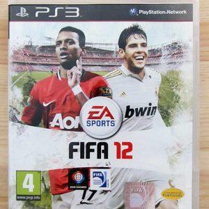 Videojogo Usado PS3 Fifa 12