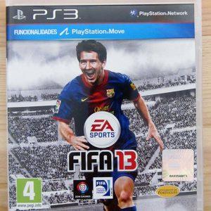 Videojogo Usado PS3 FIFA 13