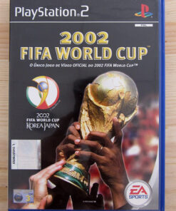 Videojogo Usado PS2 Fifa 2002 World Cup