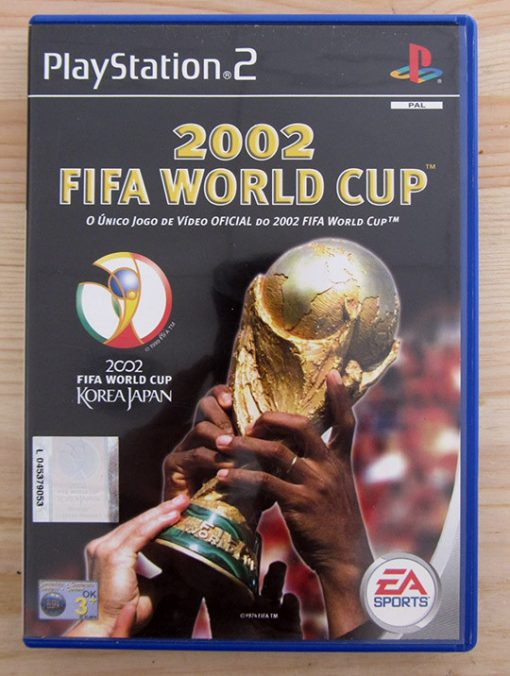 Videojogo Usado PS2 Fifa 2002 World Cup