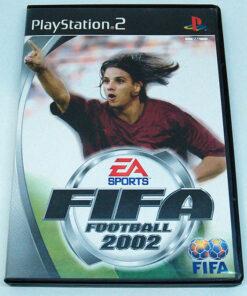Fifa 2002 PS2