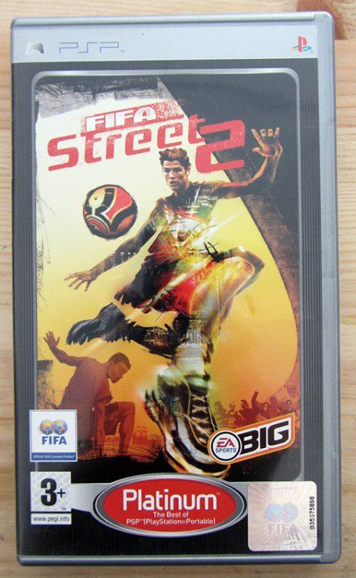 Videojogo Usado PSP FIFA Street 2