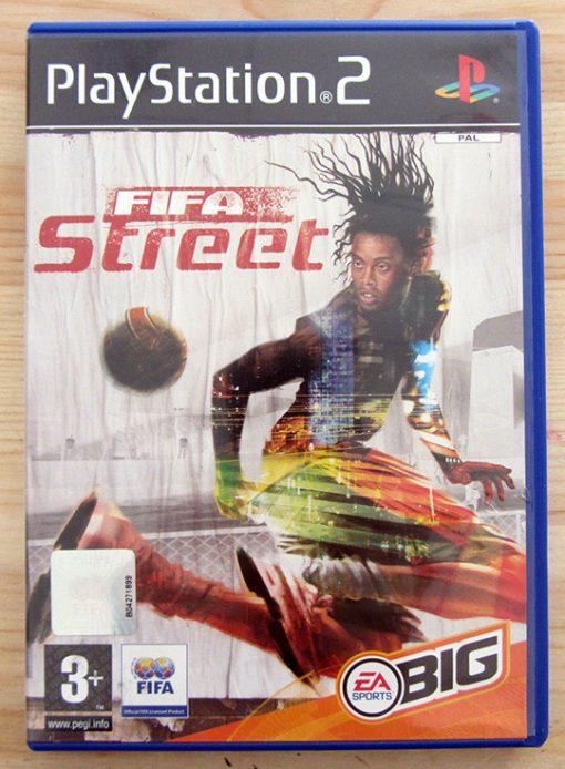 Videojogo Usado PS2 Fifa Street