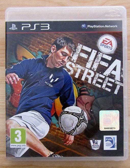 Videojogo Usado PS3 Fifa Street