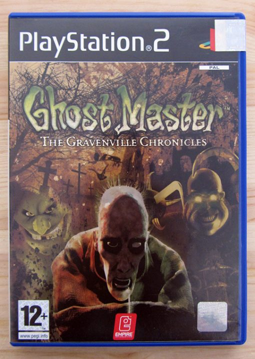 Ghost Master: The Gravenville Chronicles PS2