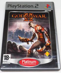 God of War II PS2