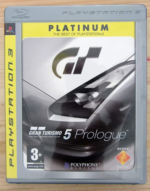 Videojogo Usado PS3 Gran Turismo 5 Prologue