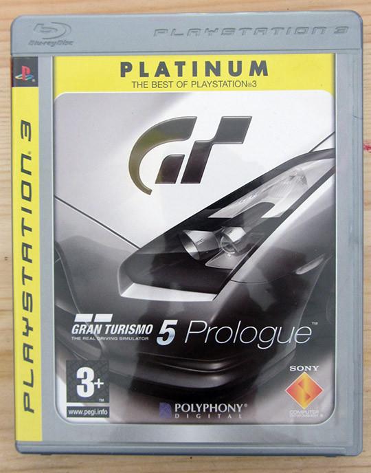 Videojogo Usado PS3 Gran Turismo 5 Prologue