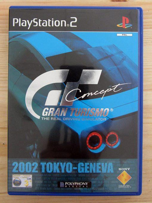 Videojogo Usado PS2 Gran Turismo Concept 2002