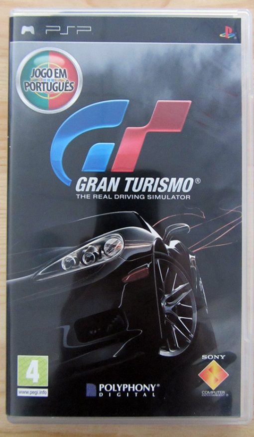 Videojogo Usado PSP Gran Turismo