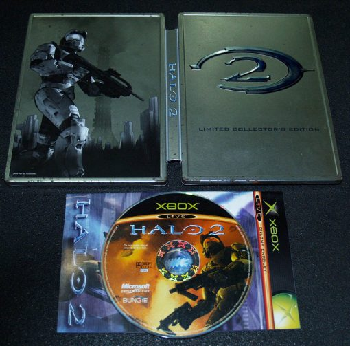 Halo 2: Limited Collector's Edition XBOX