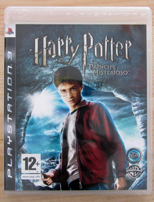 Videojogo Usado PS3 Harry Potter e o Príncipe Misterioso