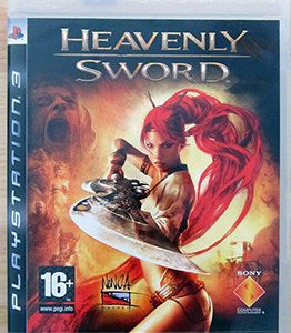 Videojogo Usado PS3 Heavenly Sword