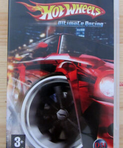 Videojogo Usado PSP Hot Wheels: Ultimate Racing