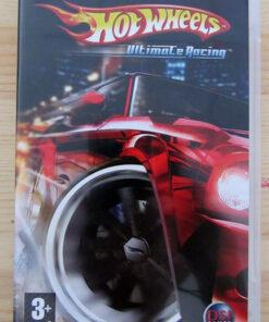 Videojogo Usado PSP Hot Wheels: Ultimate Racing