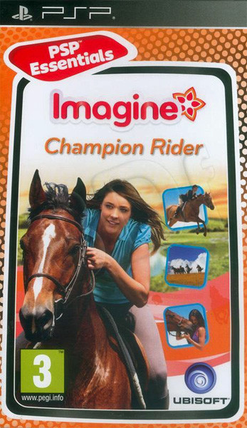 Videojogo PSP Imagine: Champion Rider