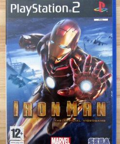 Videojogo Usado PS2 Iron Man