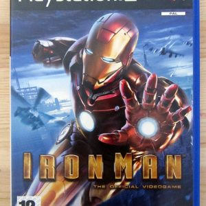 Videojogo Usado PS2 Iron Man