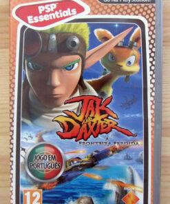 Videojogo Usado PSP Jak and Daxter: A Fronteira Perdida