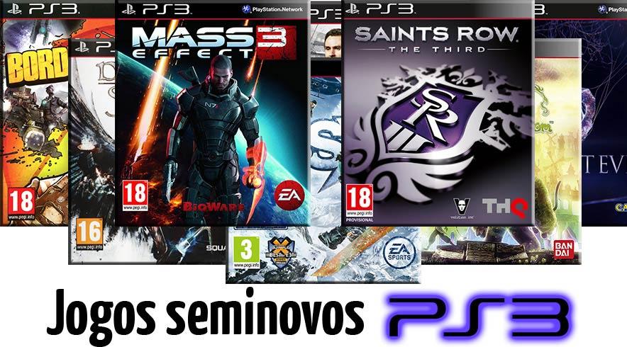 jogos ps3 usados