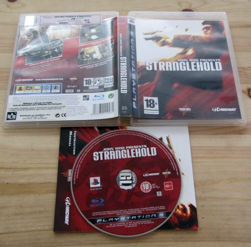 John Woo presents: Stranglehold PS3