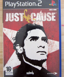 Videojogo Usado PS2 Just Cause