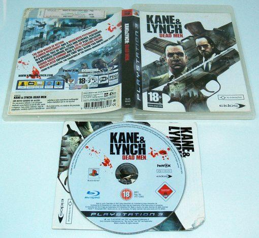Kane & Lynch: Dead Men PS3