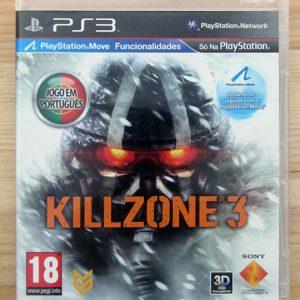 Videojogo Usado PS3 Killzone 3