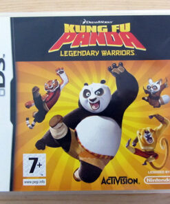 Videojogo Usado Nintendo DS Kung Fu Panda: Legendary Warriors