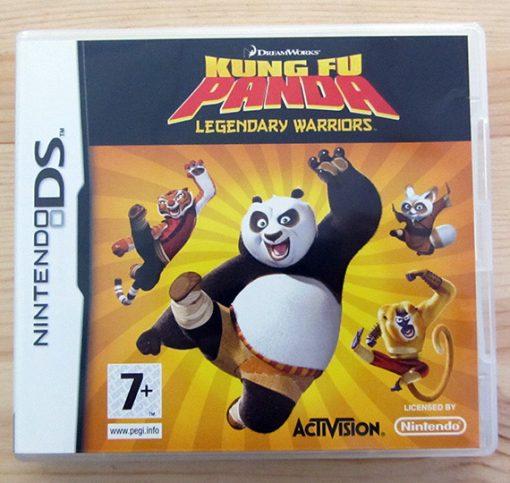Videojogo Usado Nintendo DS Kung Fu Panda: Legendary Warriors