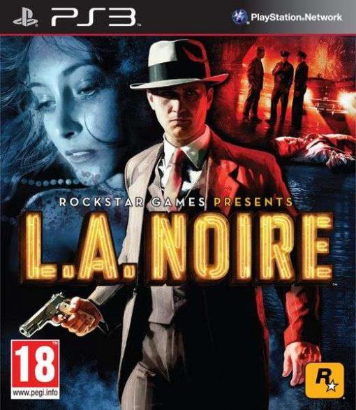 Videojogo PS3 L.A. Noire