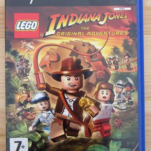 Videojogo Usado PS2 Lego Indiana Jones: The Original Adventures