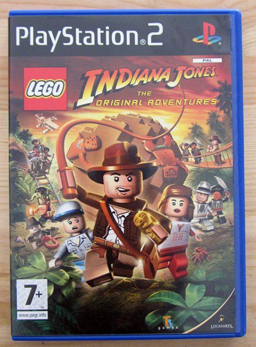 Videojogo Usado PS2 Lego Indiana Jones: The Original Adventures