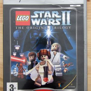 Videojogo Usado PS2 Lego Star Wars 2: The Original Trilogy