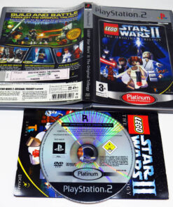 Lego Star Wars 2: The Original Trilogy PS2