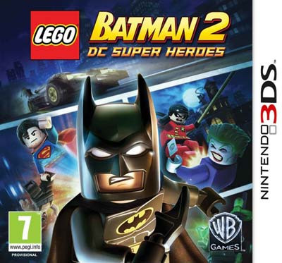 Videojogo 3DS Lego Batman 2