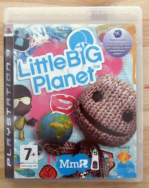Videojogo Usado PS3 Little Big Planet