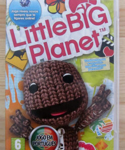 Videojogo Usado PSP Little Big Planet