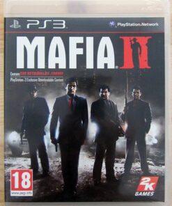 Videojogo Usado PS3 Mafia II