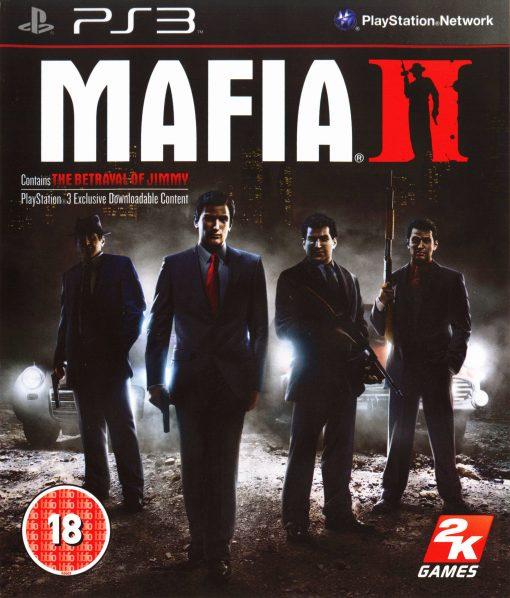Videojogo PS3 Mafia II