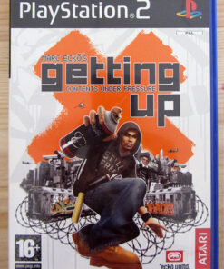 Videojogo Usado PS2 Marc Ecko's Getting Up