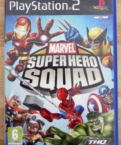 Marvel Super Hero Squad PS2