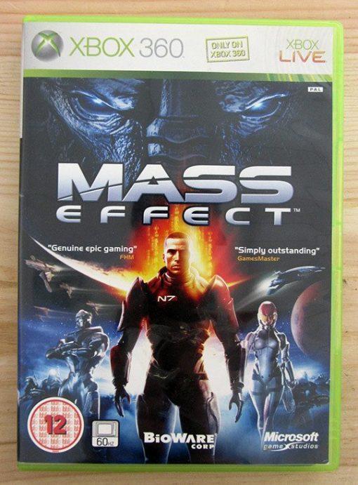 Mass Effect X360
