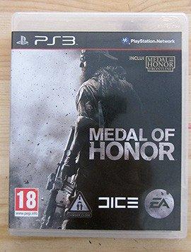 Videojogo Usado PS3 Medal of Honor
