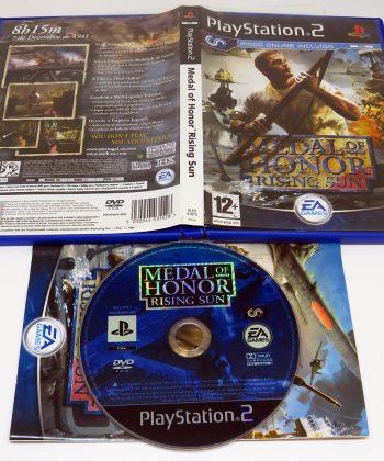 Medal of Honor: Rising Sun PS2